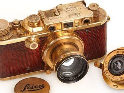Diese Kamera wurde um 528.000 Euro verkauft.