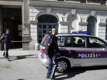 In einer Wohnung in Wien-Favoriten ereignete sich die Bluttat.
