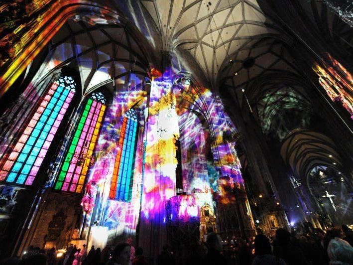 Über 300.000 Besucher pilgerten durch die lange Nacht der Kirchen.