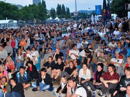 Das Piefke Public Viewing erwartet zum Champions League Finale zahlreiche Gäste