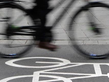 Geht es nach den Grünen, werden die Radwege in Wien grün.