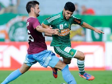 Rapid Wien könnte im Spiel gegen den SV Mattersburg einen internationalen Startplatz fixieren.