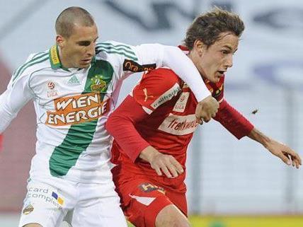 Rapid will gegen die Admira einen weiteren Schritt Richtung Europa League machen.