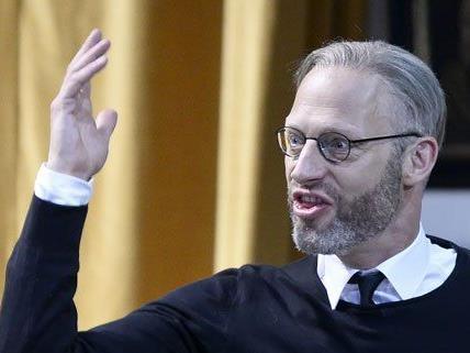 """Joachim Meyerhoff (hier bei einer Probe im Akademietheater) mag den """"Tatort"""" nicht."""