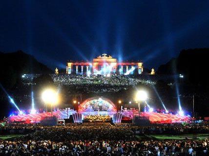 Heuer stehen beim Sommernachtskonzert Stücke von Wagner und Verdi auf dem Programm.
