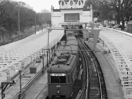 Am 1. Juni feiert die Stadtbahn ihr 115-jähriges Jubiläum.
