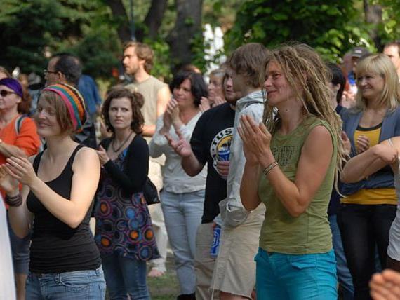 Südwind Straßenfest in Wien am 8. Juni