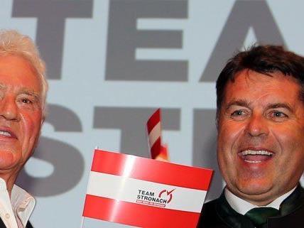 Mitglieder der Liste Ulmer wurden in Tirol vom Team Stronach ausgeschlossen.