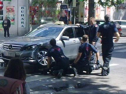 Am Mittwoch kam es in Ottakring zu einem Unfall.