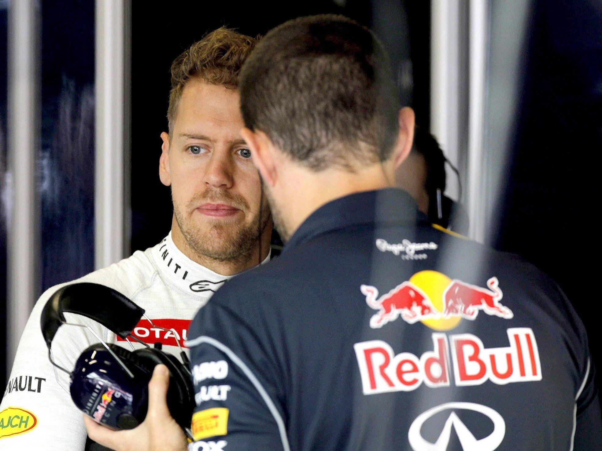 """Vettel: """"Der neue harte Reifen war ein Griff ins Klo"""""""