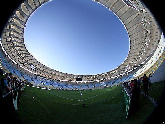 Finale findet im Maracana Stadion statt