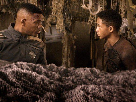After Earth mit Will Smith