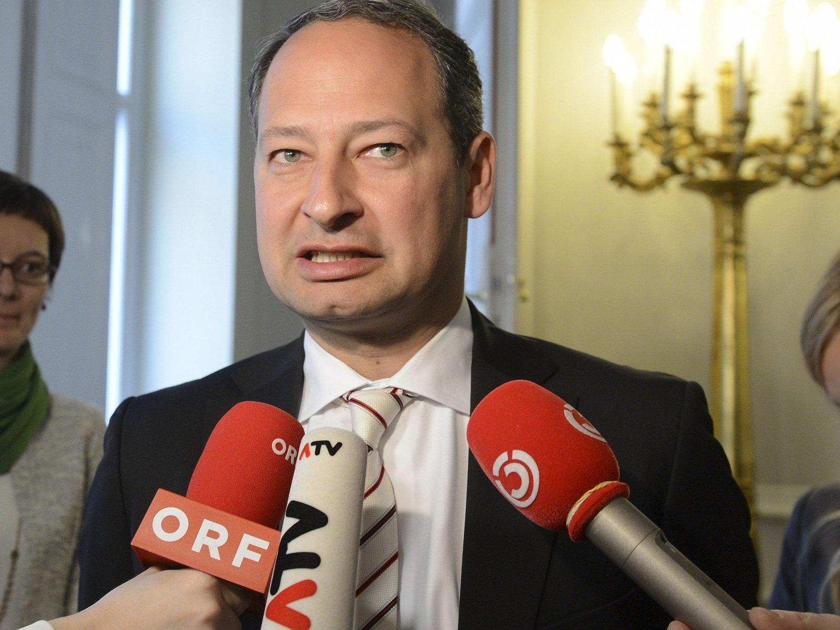 Vor der Nationalratswahl: Andreas Schieder fordert eine Steuerreform zum 1. Jänner 2015.