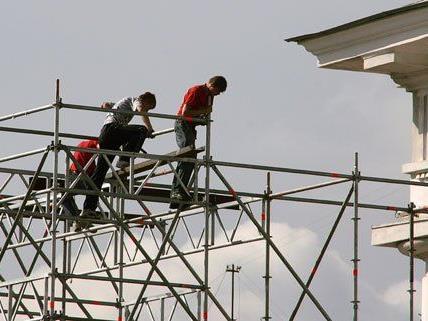 Auf einer Baustelle in Währing kam es zu einem Arbeitsunfall
