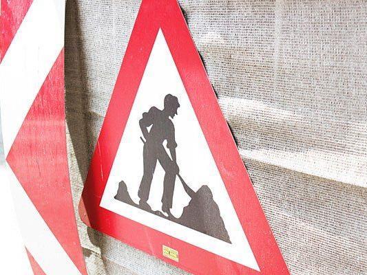 Diverse Baustellen gibt es ab 17. Juni in Wien