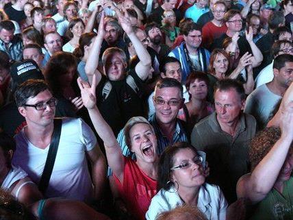 Das hat die Ö1/Kulturinsel beim 30. Donauinselfest zu bieten