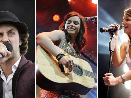 Zahlreiche sehenswerte Live-Konzerte am DIF.