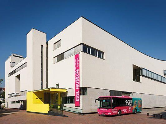 Das Essl Museum hat wieder regulär geöffnet