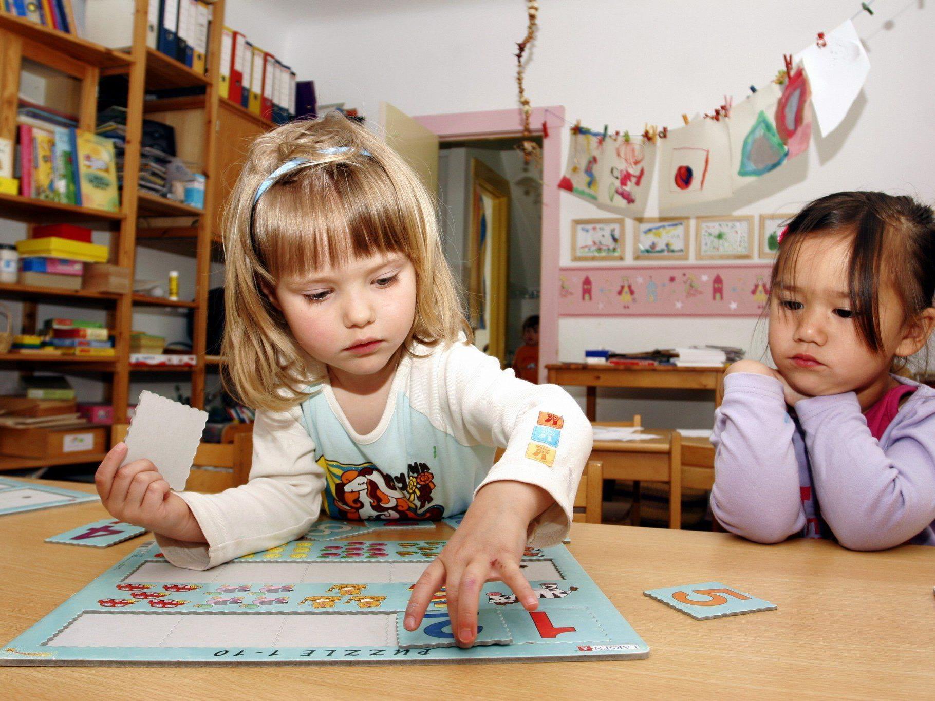 Kinderbetreuung: Im Sommer oft ein Problem
