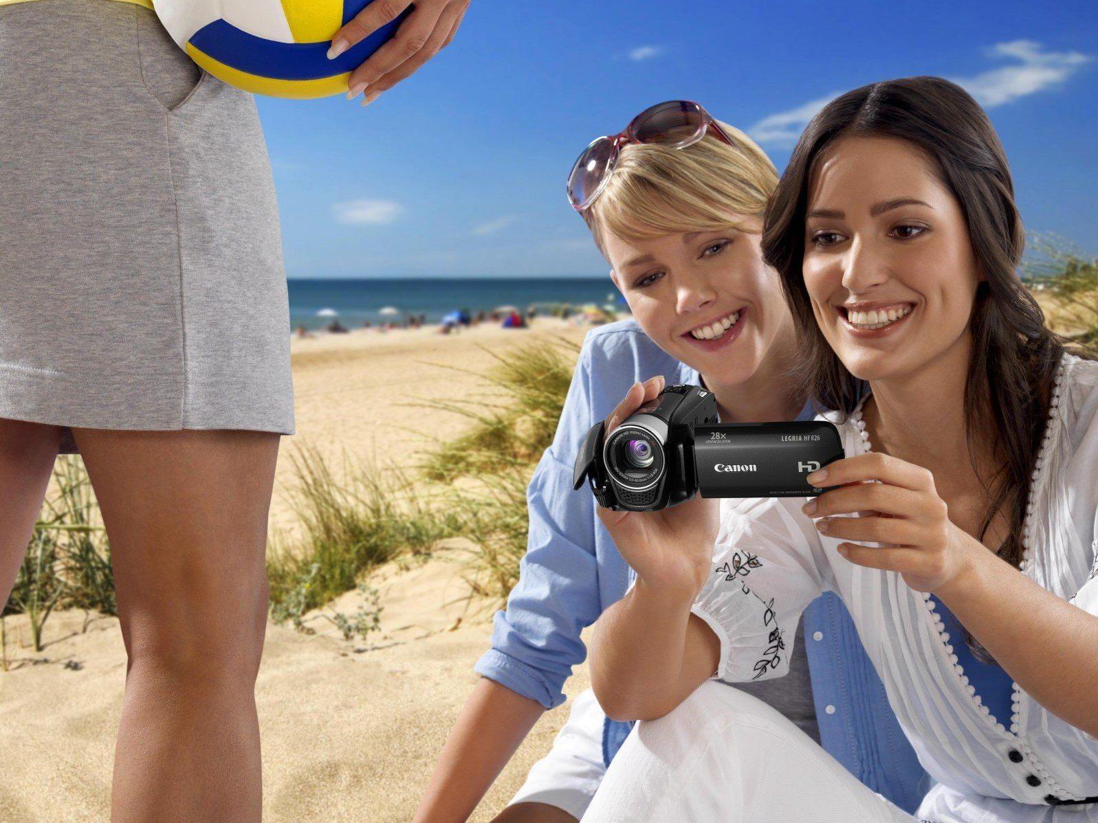So gelingen Ihre Urlaubsbilder im Freien auf jedenFall.