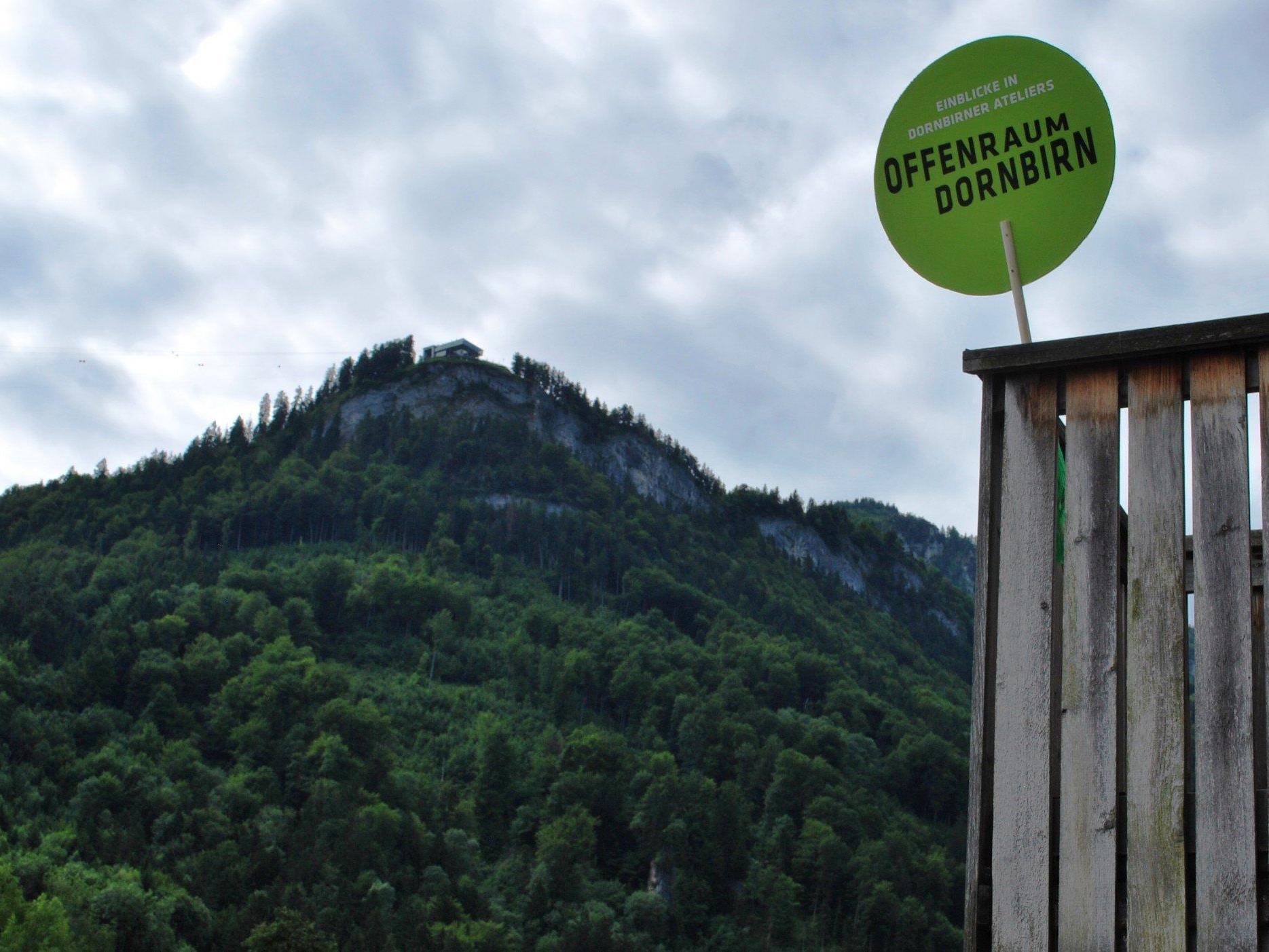 Offene Künstlerateliers in Dornbirn