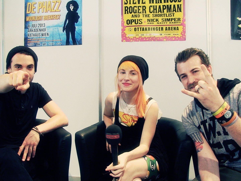 Paramore am Nova Rock