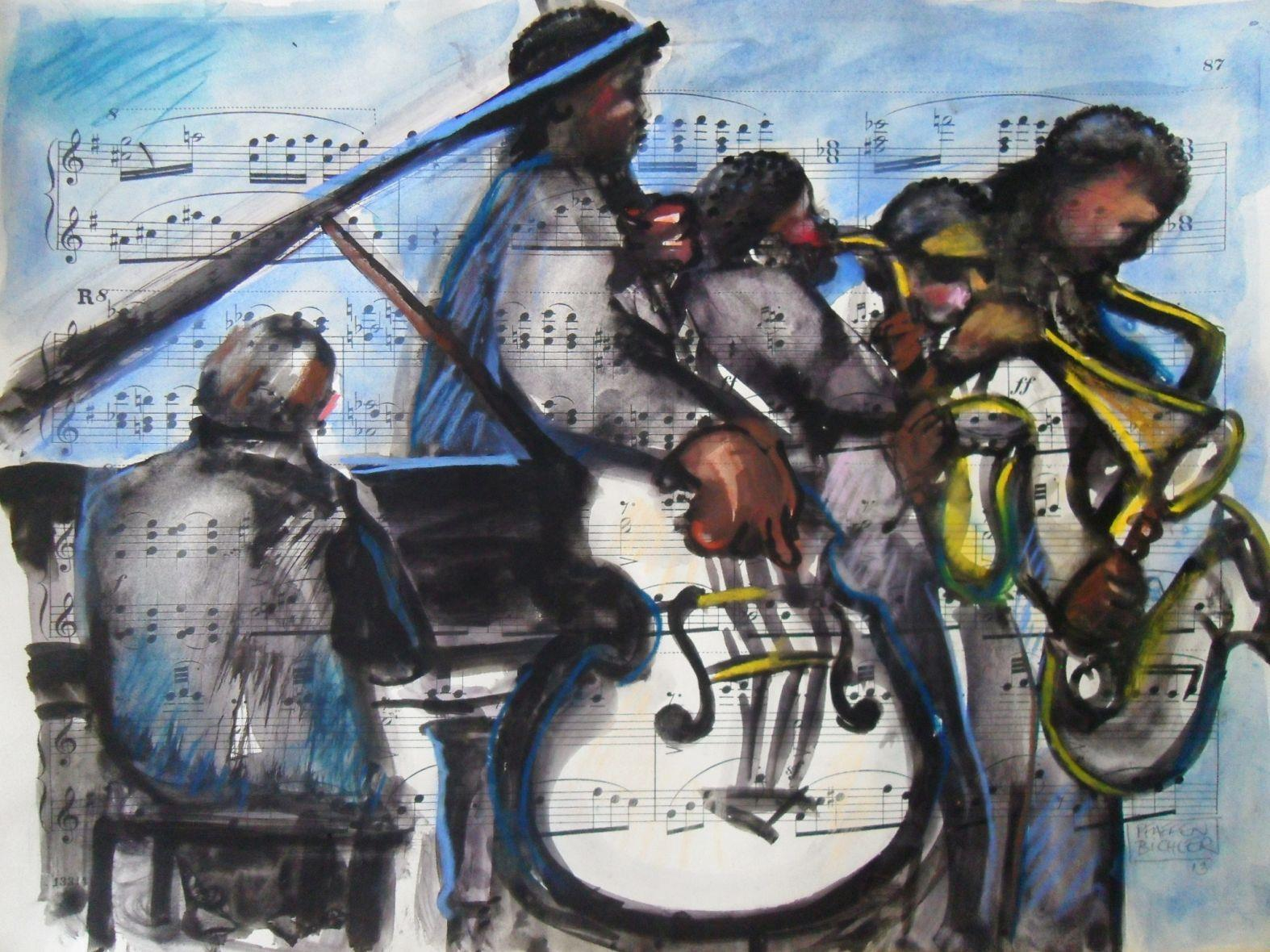 The Quintett (c) Sibylle-Maria Pfaffenbichler