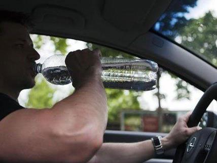 Tipps und Tricks gegen Hitze im Auto.