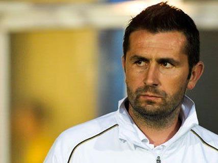 Nenad Bjelica ist neuer Trainer der Austria