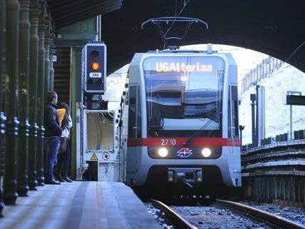 Über den Sommer wird die Station Burggasse renoviert.