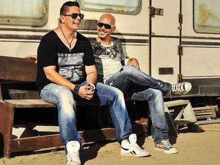 Dance-Music aus Österreich: Darius & Finlay.