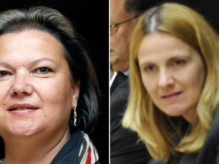 Die Plätze 3 und 4 der FPÖ-Bundesliste sind mit Frauen besetzt.