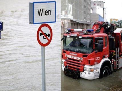 Wien kann mit dem Hochwasserschutz zufrieden sein.