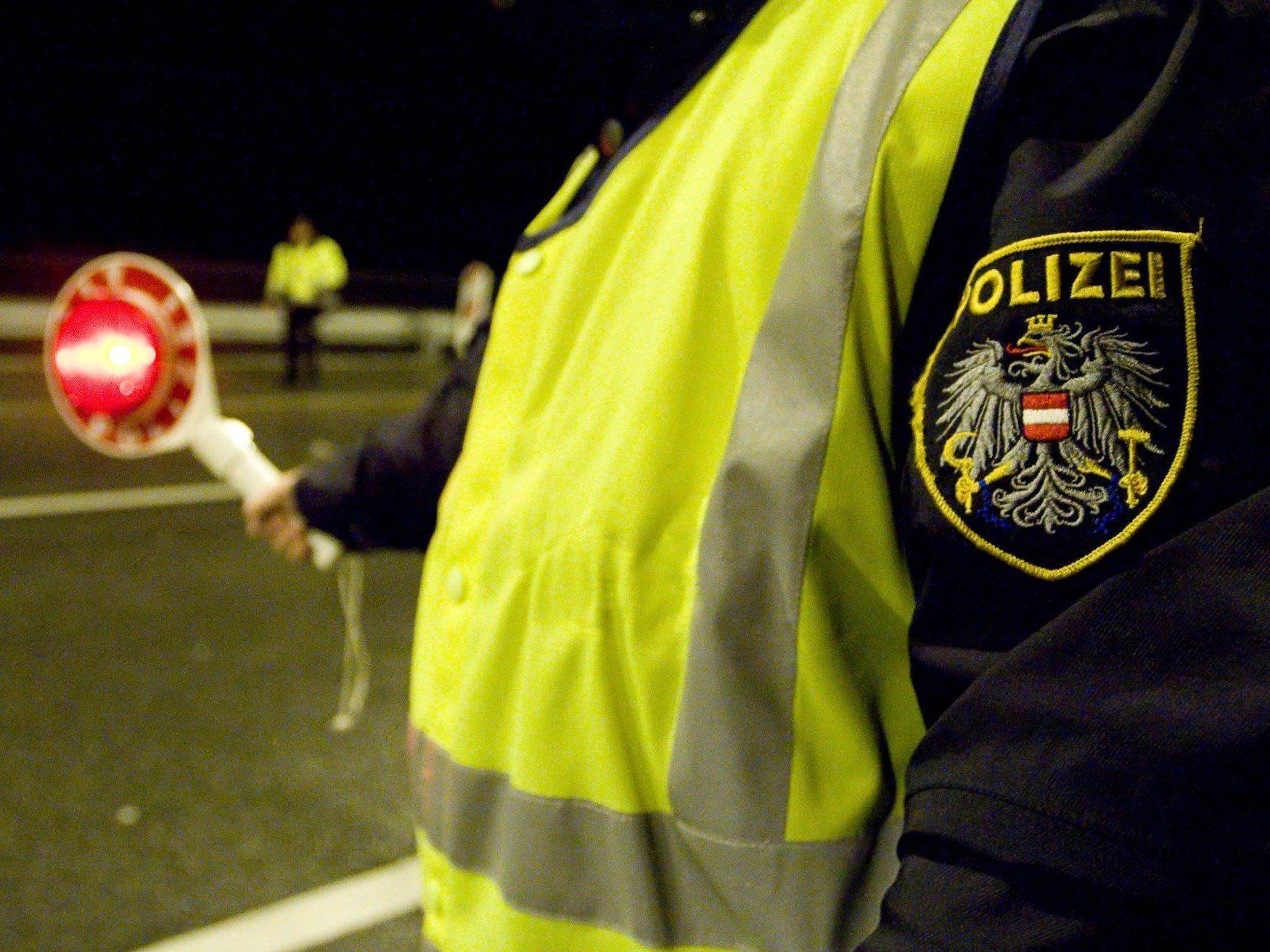 Radfahrer geriet mit 1,26 Promille in Kontrolle, Autofahrer saß mit 1,54 Promille am Steuer.
