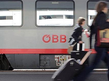 Hochwasser: Ab dem Wiener Westbahnhof fahren kaum ÖBB-Züge