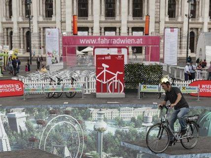 Zeitgleich mit der Fahrradkonferenz gibt es viel Programm in Wien.