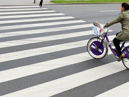 Auch am Radweg kann man sich verfahren, wie unser Test zeigt.