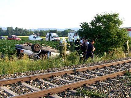 Am Donnerstag kam es in Niederösterreich zu einem Zugunfall.