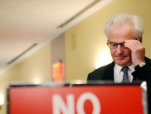 Russlands UNO-Botschafter Witali Tschurkin