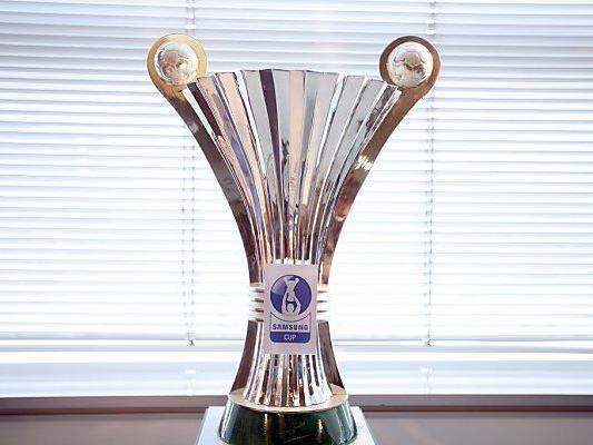 Die erste Runde im ÖFB-Cup steigt ab 12. Juli