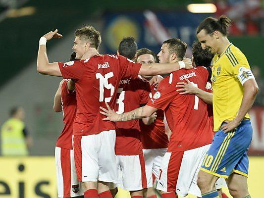 Das 2:1 gegen Schweden hat sich augezahlt