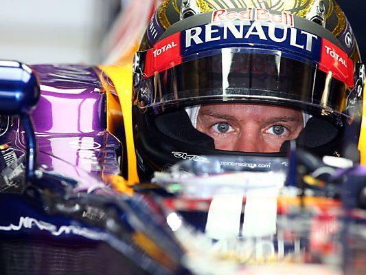 Zweites Training für Vettel besser