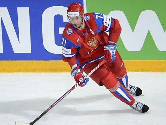 Der Stürmer wechselt zu SKA St. Petersburg