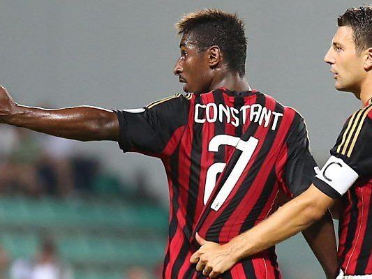 Milan gegen Sassuolo aber nicht abgebrochen