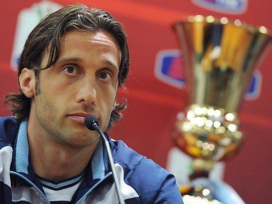 Lazio-Kapitän Stefano Mauri