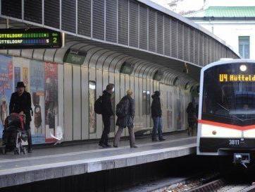 Wien-Margareten: Bereitschaftseinheit nimmt Suchtgifthändler fest