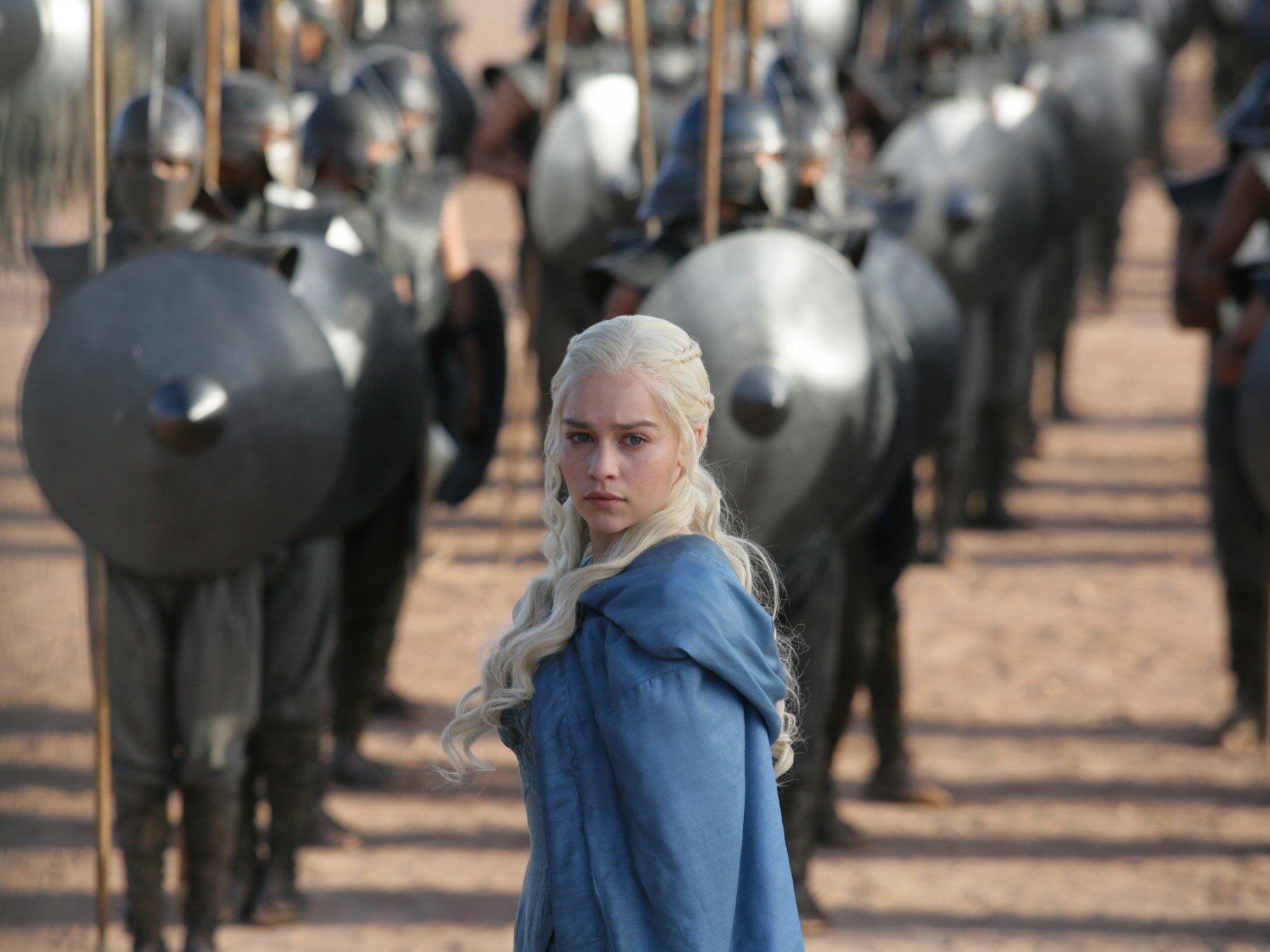 Game of Thrones wurde 16 Mal bei den Emmy-Awwards nominiert