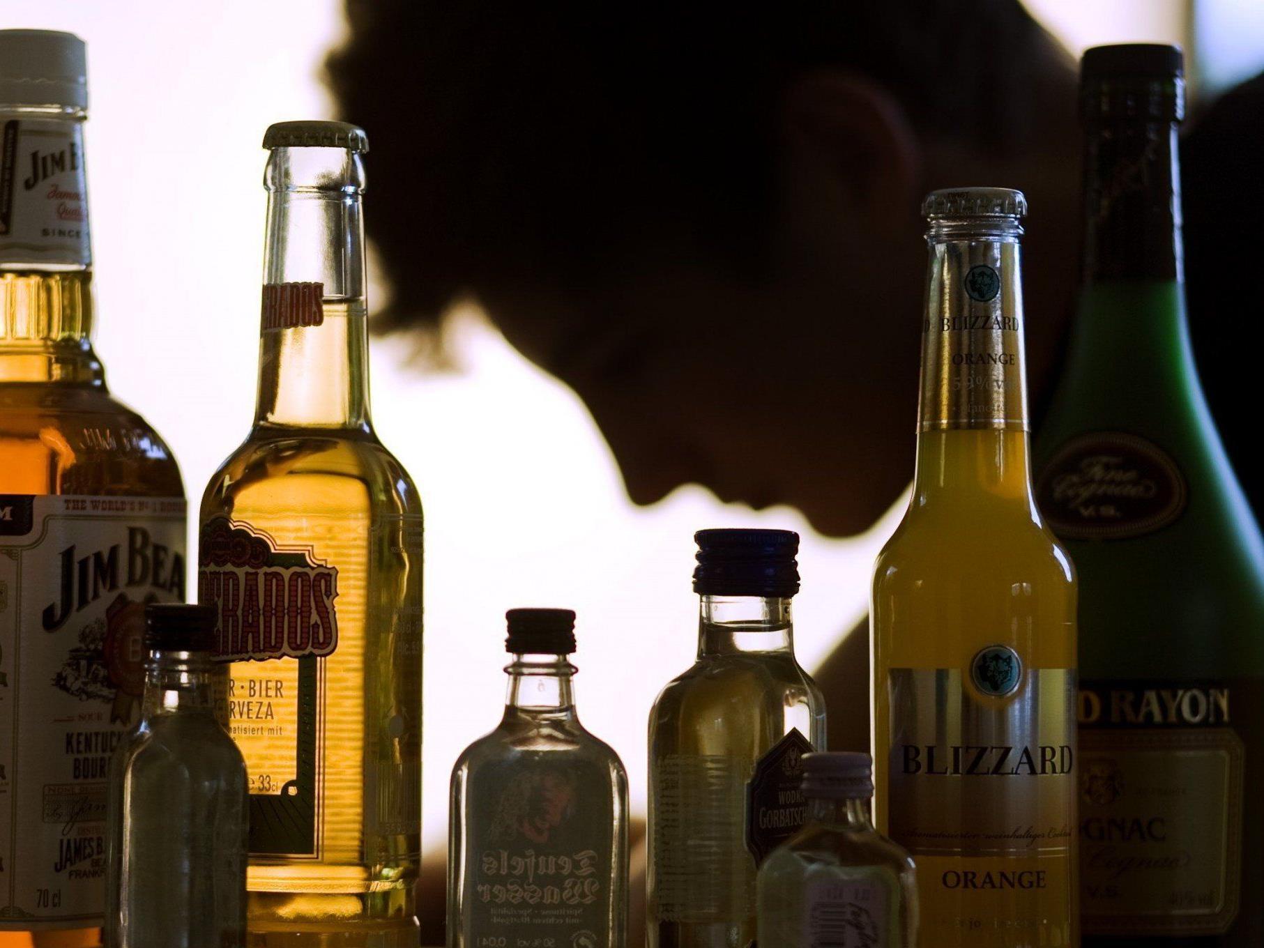 350 000 Österreicher über 15 sind alkoholkrank.