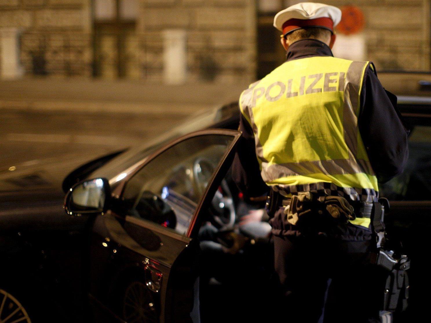 Bei einer Verfolgungsjagd in Niederösterreich fielen Schüsse.