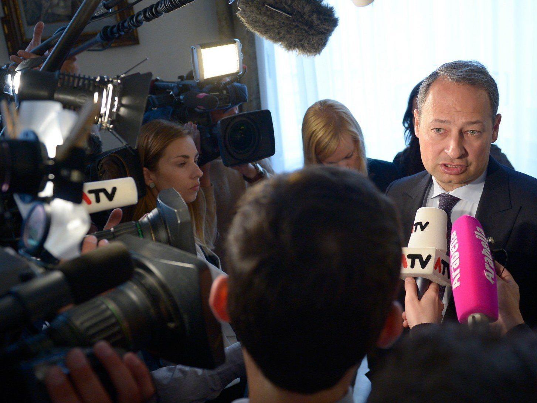 Die SPÖ besteht weiterhin auf eine Millionärssteuer.